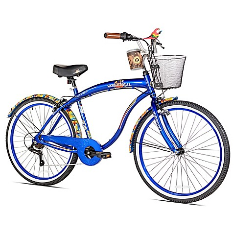 Margaritaville Coast is Clear Bicycle